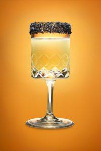 Orange Cocktail. Photo © Danielle Tsi Photography.
