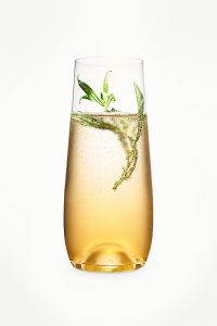 White Cocktail. Photo © Danielle Tsi Photography.