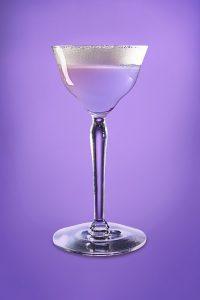 Purple Cocktail. Photo © Danielle Tsi Photography.